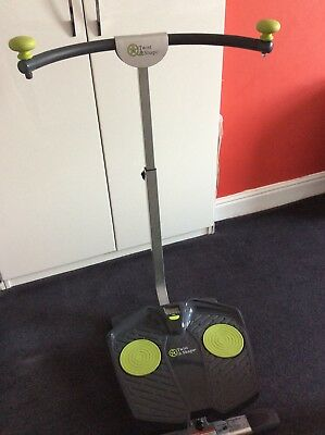 Twist n shape fitness machine. Weight loss. Toning. Immaculate.