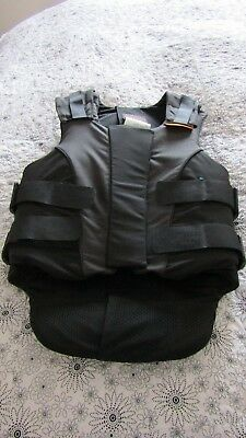 airowear Teen Outlyne Size T2 Regular Equestrian Body Protector