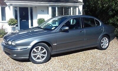 Jaguar X-type 2.0D SE manual turbo diesel full leather aircon 8 month MoT 04 reg