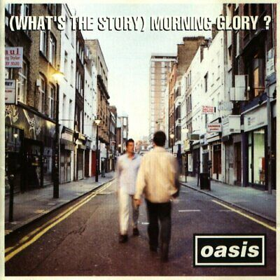 Oasis - Morning Glory - Oasis CD CEVG The Cheap Fast Free Post The Cheap Fast
