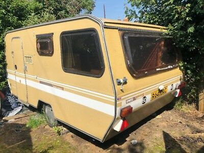Sprite Compact RARE pop Top Caravan Retro