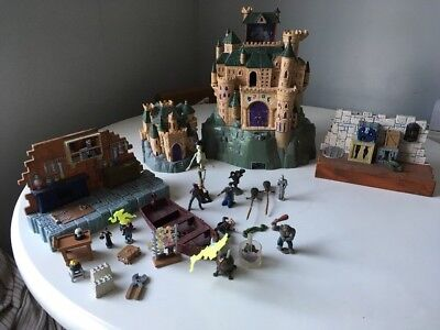 Harry Potter Hogwarts And Figure Play Set