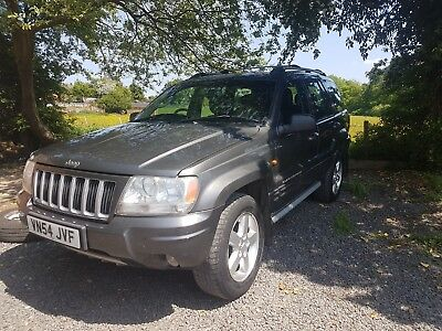 Jeep Grand Cherokee Limited XS 2.7 CRD