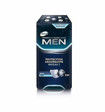 Tena - SCAHP750652 - Men - Niveau 1 - Pack 24