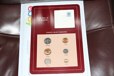 United Arab Emirates Coin Sets of All Nations