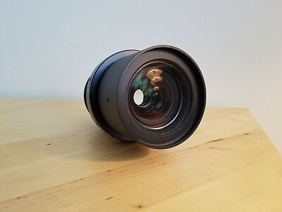Sanyo LNS-S20 Standard Zoom Lens INSPECTED AND FOUND NEW