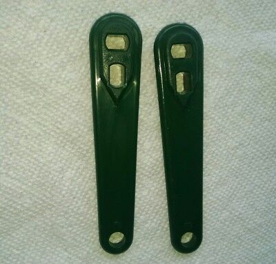 Medical Cylinder Key Oxygen Tank Wrench (2 pc Green) NEW - FREE FAST SHIPPING!