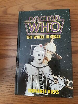 Doctor Who - The Wheel in Space Hardback W H Allen. VGC & Not Ex-Library!!