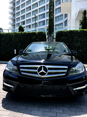 2013 Mercedes-Benz C-Class  mercedes-benz