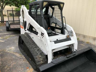 2004 Bobcat T190 Track Loader Great Condition just Serviced