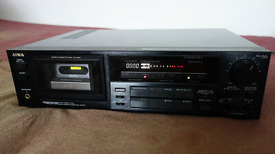 AIWA AD-F880 High-End Cassette Kassetten Tape Deck