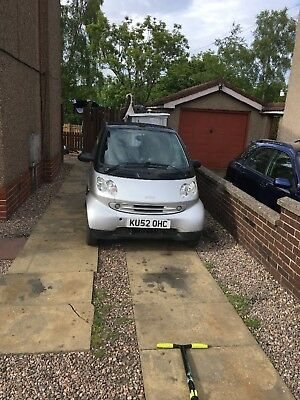 2002 Smart Fortwo