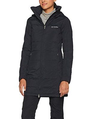 Columbia Cold Fighter Mid Manteau Femme, Noir, FR : S (Taille Fabricant : S)