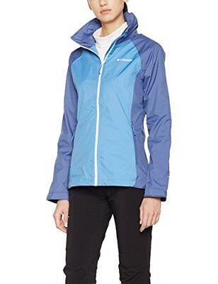 Columbia RK1044 Veste Femme, Medieval/Bluebell, FR : L (Taille Fabricant : L)
