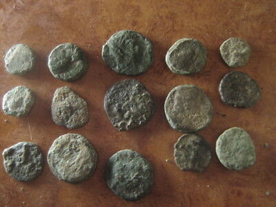 Ancient roman coins lot 68