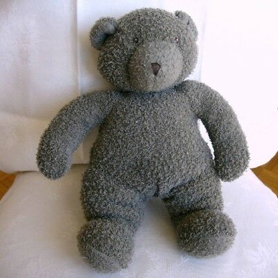 Doudou Ours Gris Moulin Roty