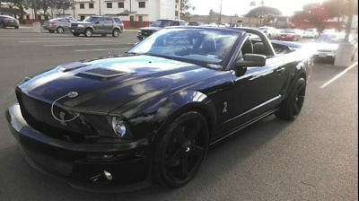 2008 Shelby  2008 Shelby GT500
