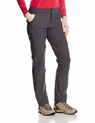 The North Face Exploration Pantalon Femme Gris FR : S (Taille Fabricant : 4)