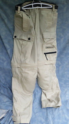 BMW Summer Motorrad motorcycle riding pants with armor.
