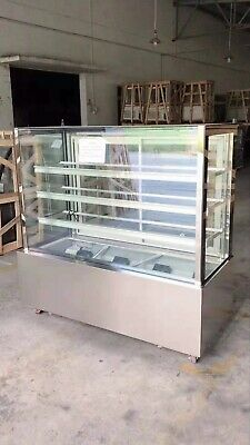 Cake & Food Display Unit, Refrigerated Cabinet