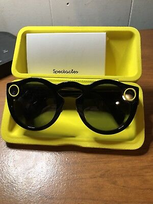 Snapchat Spectacles Black (Great Condition)
