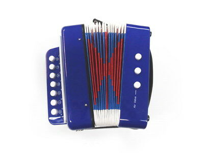 JUNIOR BUTTON/PIANO ACCORDION 7 Treble & 2 Bass Buttons