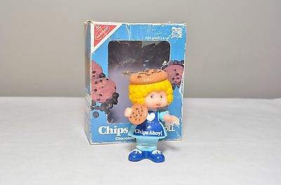 Vintage 1983 Chips Ahoy Doll NABISCO #2601 Toys Collectible w/ Original Box