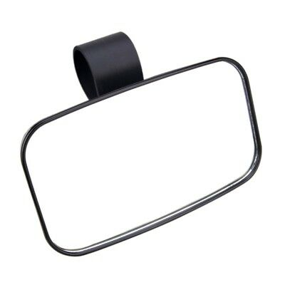 Universal UTV ATV Center Rear View Mirror Off Road Large Adjustrable Wide 8 inch
