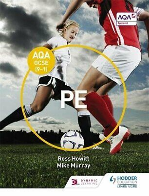 AQA GCSE (9-1) PE (Aqa for Gcse) by Murray, Mike Book The Cheap Fast Free Post