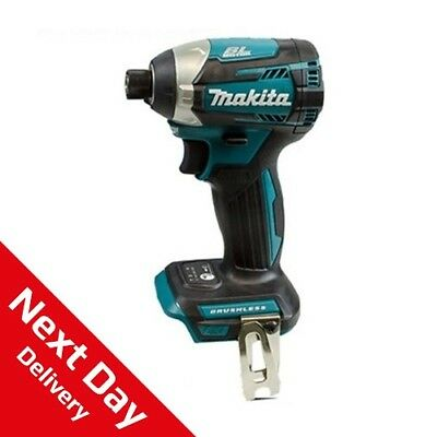Makita DTD154Z 18v Brushless Impact Driver (Bare Unit) (Free Next Day Delivery)