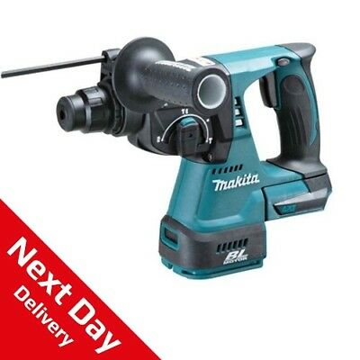 Makita DHR242Z 18v Brushless SDS Plus Rotary Drill Tool Only (Next Day Delivery)