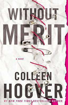 Without Merit, Hoover, Colleen, Very Good condition, Book