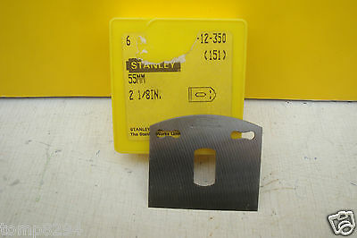 Stanley 55Mm Replacement Spokeshave Iron 1 12 350 151 & 152 Spokeshave