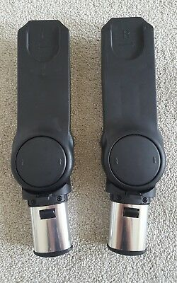 icandy peach 1 2 3 upper seat adapters L + R