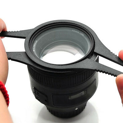 48-58mm 62-82mm Camera Lens Filter Wrench Removal Tool Set^