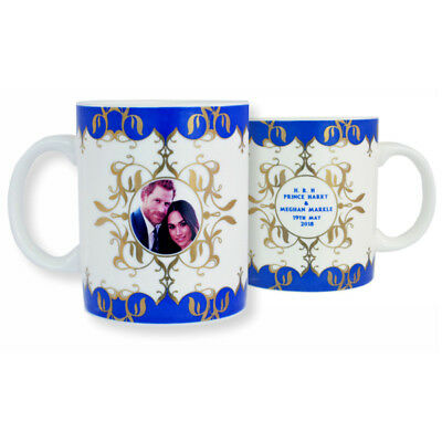 Prince Harry And Meghan 2018 Royal Wedding - Mug