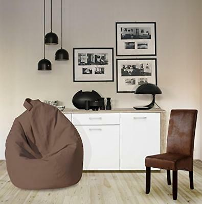 (TG. 70 x 110 cm) 13Casa Dea A9 - Poltrona sacco. Dim: 70x70x110 h cm. Col: Marr