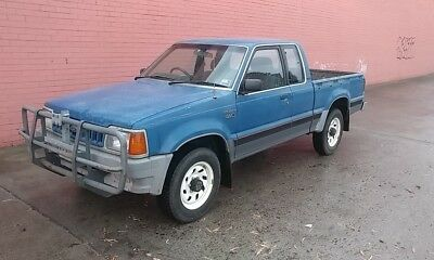 Ford Courier / Mazda 4x4 ute