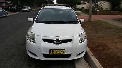 2008 Toyota Corolla Ascent Hatch Auto still in very good condition.