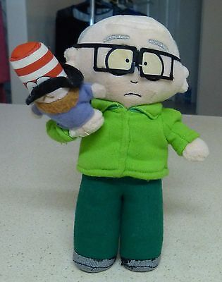 South Park Mr Garrison With Mr Hat - 1998 Comedy Central