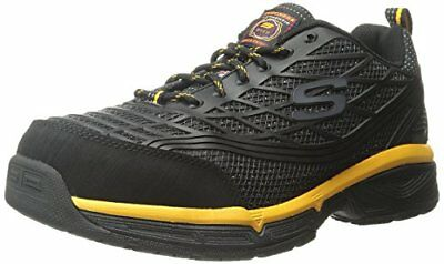 SKECHERS WORK MENS Conroe Searcy Shoe Select SZColor