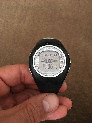 Polar F6 Fitness tracker Heart rate  Monitor Watch In Very Good used condition