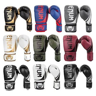 Venum Challenger 2.0 Boxing Gloves Sparring MMA Muay Thai 8 10 12 14 16oz