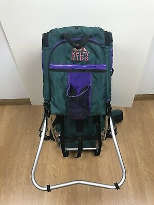 Kelty Kids Trek Baby Child Carrier Backpack Hiking Camping Traveling