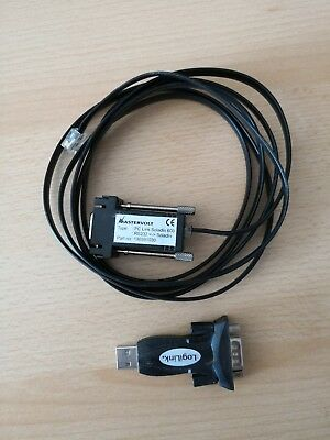 Mastervolt PC Link Soladin 600 RS232 mit USB Adapter Original
