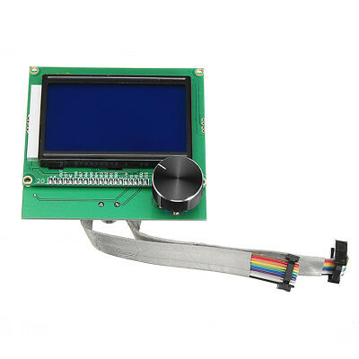 Creality 3D 2004LCD Screen Controller Display + Cable For CR-10S 3D Printer