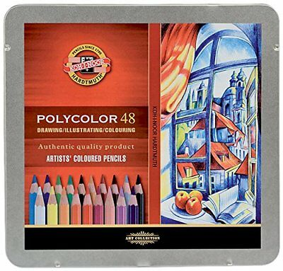RotbArt Polycolor - Set di 48 matite colorate