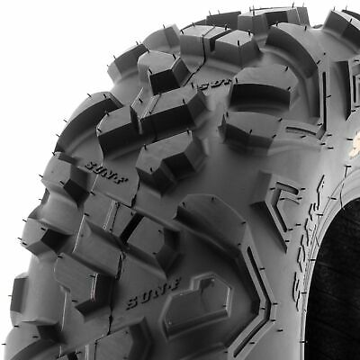 SunF Power.II ATV/UTV All-Terrain Tire 19x7-8 19x7x8 6PR A051 Mud & Trail