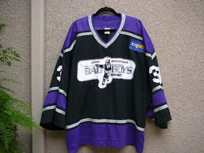 "CCM ""Friesen"" Bad Boys Jerry Bruckheimer Hockey School Jersey Goalie Style Size"