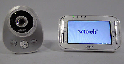 VTech VM342 Video Baby Monitor with 170-Degree Wide-Angle Lens for Panoramic Vie